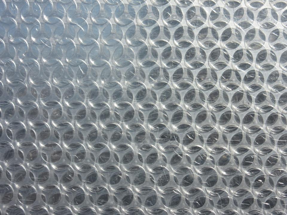 fólie s bublinami