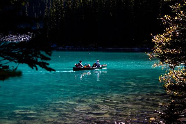 moréna jezera