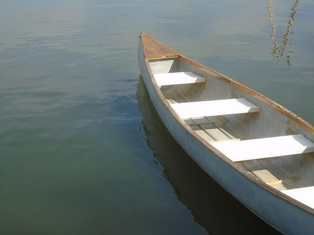 prázdná loďka